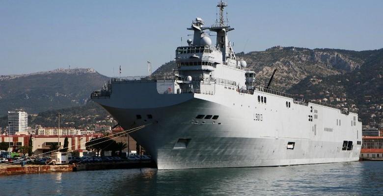 Chantiers navals de Saint-Nazaire : la commande russe sur la bonne voie