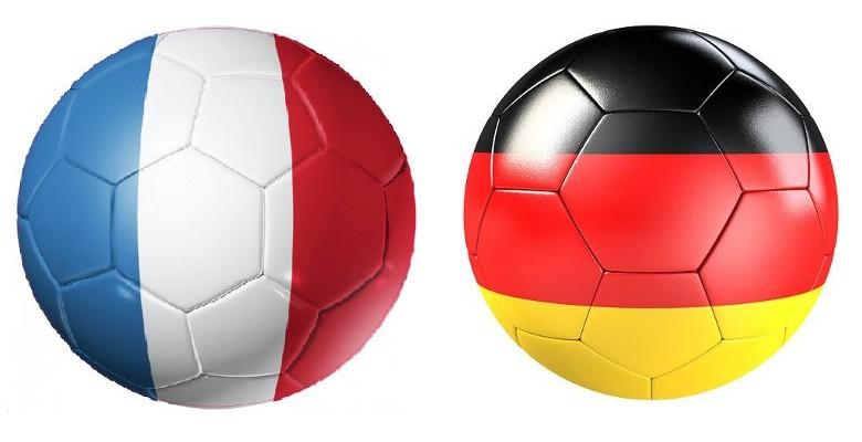 France-Allemagne sur grand écran à Nantes