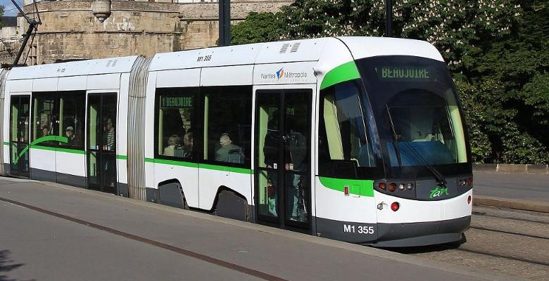Une nouvelle ligne de tram sur l'Ile de Nantes