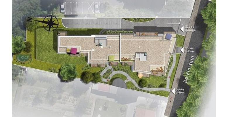 Ilink, un projet immobilier pour réinventer la ville de Nantes