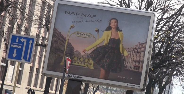 122 panneaux publicitaires supprimés à Nantes