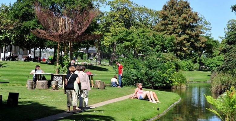 Nantes sur le podium des villes les plus vertes de France