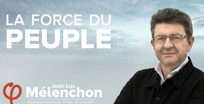 Présidentielle : percée de Jean-Luc Mélenchon à Nantes