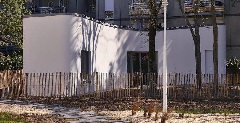 La maison 3D a trouvé preneur à Nantes