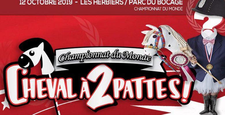 Un «concours de hennissement» à la Foire de Nantes
