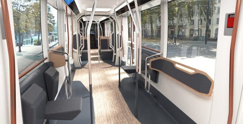 Nantes : un tram new look en 2022