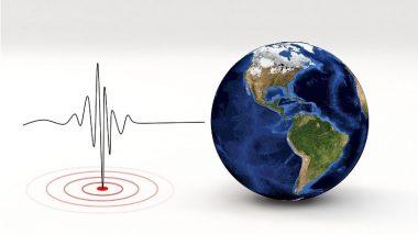 Un tremblement de terre vendéen ressenti jusqu'à Nantes